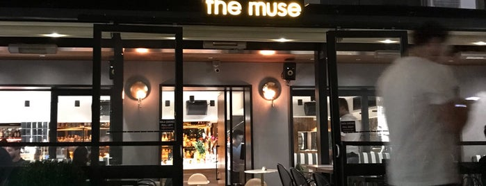 The Muse is one of Lol restaurants 🥂🍷.