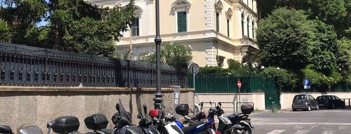 Turkish Embassy is one of Tempat yang Disukai Haluk.