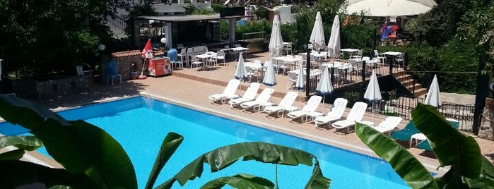 Green Peace Hotel is one of Turkiye Hotels.