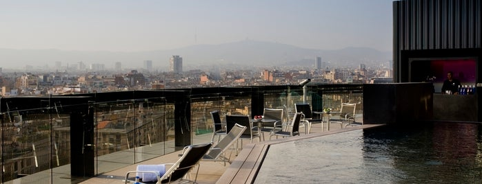Hotel Barceló Raval is one of barcelona • outdoor.