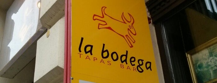 La Bodega is one of Futterliste.