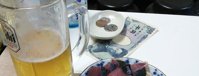 立ち飲み くれは (中島酒店) is one of 酩酊・大阪八十八カ所.