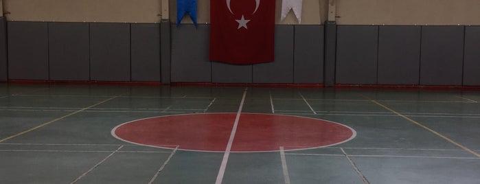 İztik Spor Salonu is one of ;).