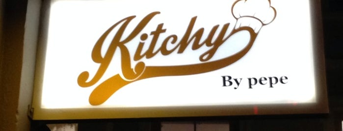 Kitchy Galata is one of EN İYİ İSTANBUL MEKANLARIM.