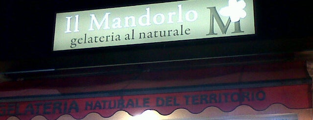 Gelateria Biologica Il Mandorlo is one of Riviera Adriatica 3rd part.