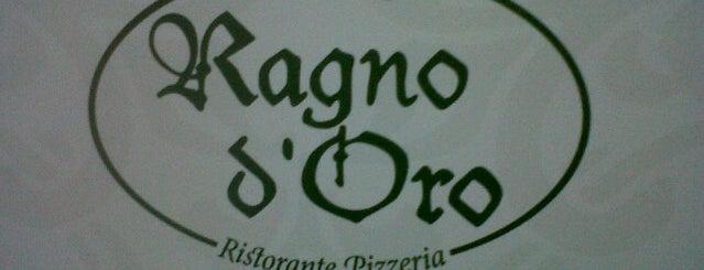 Pizzeria Il Ragno D'Oro is one of Posti che sono piaciuti a Paolo.