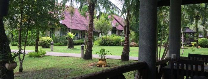 Ramayana Resort & Spa is one of Riccardo'nun Beğendiği Mekanlar.