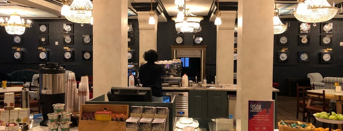 Willoughby's Coffee and Tea is one of Coffee, Tea, and Smoothies.