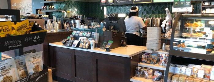 Starbucks is one of Marco Island.
