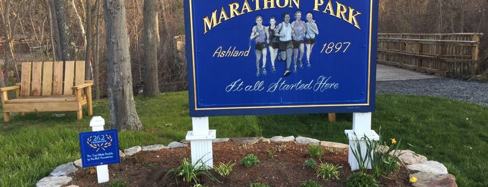 Marathon Park is one of To Try.