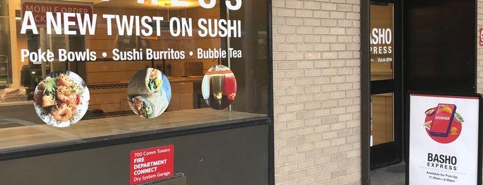 Basho Express is one of Boston - Restaurants.