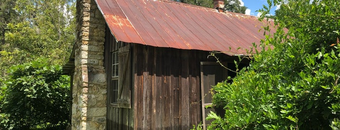 Dudley Farm Historic State Park is one of UF Bucket List.