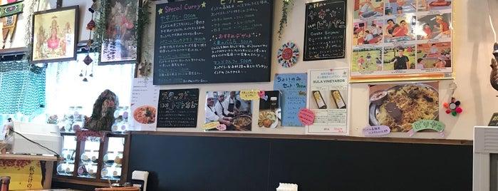 アンキットの気持ち 人形町店 is one of TOKYO-TOYO-CURRY 4.