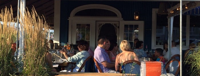 Blue Water Cafe is one of Travel // LBI.