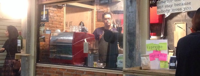 ABCD Coffee is one of Anni in Jakarta.