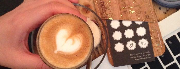 Café 93 is one of Berlin.
