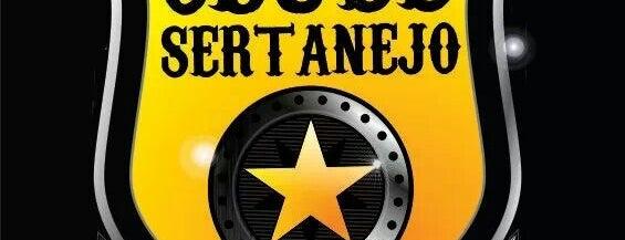 Clube Sertanejo is one of SemRumo :}.