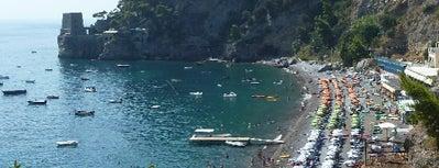 Spiaggia del Fornillo is one of Italia: south.