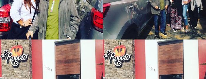 El Rocoto is one of Tempat yang Disukai Patty.