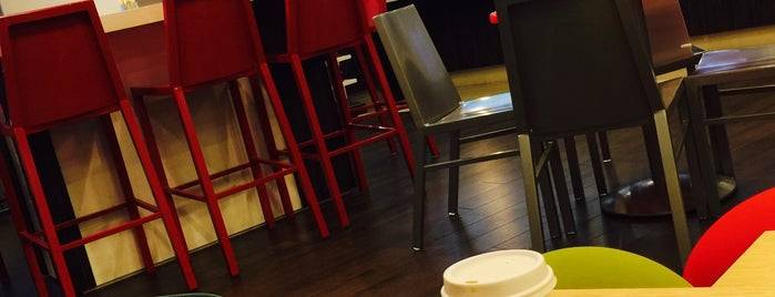 Illy Cafe is one of Tempat yang Disukai Patty.