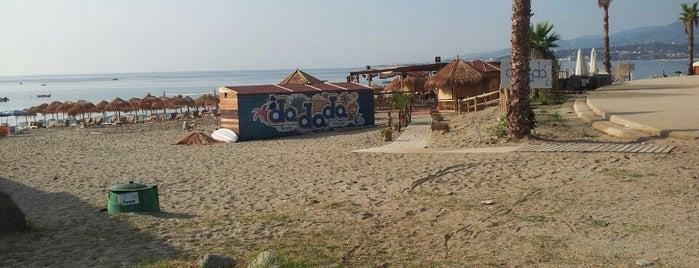 Lido Dadada is one of สถานที่ที่ Raffaele ถูกใจ.