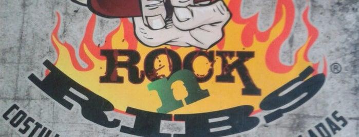 Rock'n Ribs is one of Orte, die Armando gefallen.