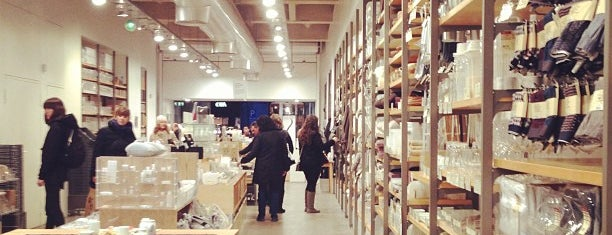 Muji is one of BCN Shopping.