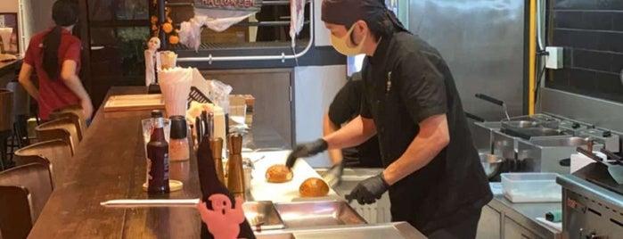Artisan Craft Burgers is one of 05_ตามรอย_inter.
