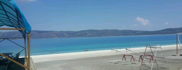 Orman Plajı is one of ✖ Türkiye - Burdur.