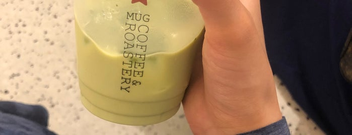 MUG COFFEE & ROASTERY is one of Posti salvati di Queen.