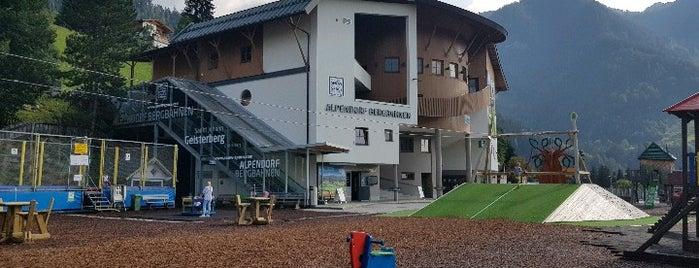 Spielplatz Alpendorf is one of Salzbourg et le Salzkammergut.