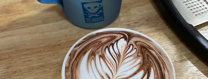 chotto coffee is one of Locais salvos de Art.