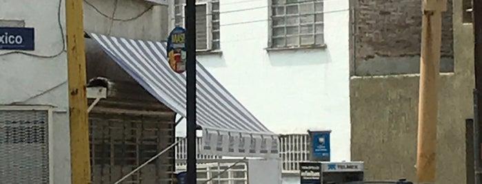 Postres Alejandro is one of สถานที่ที่ Alejandra ถูกใจ.