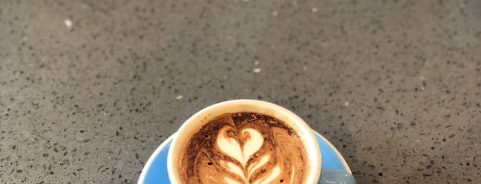 Baristocrat 3rd Wave Cafe & Roastery is one of EGE Oto Kiralama/Rent A Carさんのお気に入りスポット.