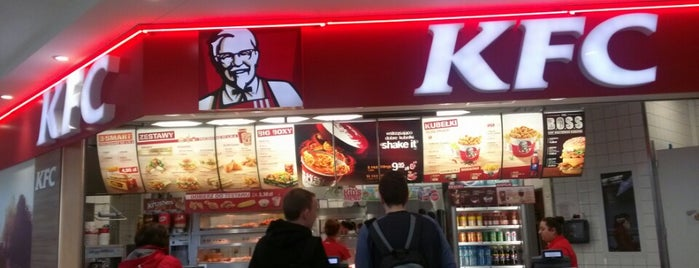 KFC is one of Tuğberkさんのお気に入りスポット.