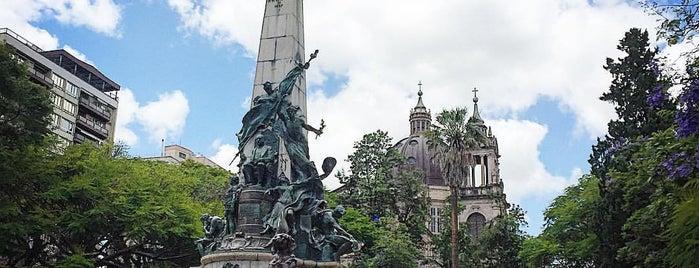 Praça da Matriz is one of Porto Alegre.