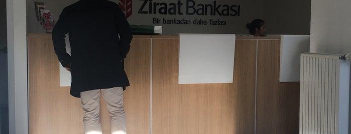 Ziraat Bankası is one of •slnaras•'ın Beğendiği Mekanlar.