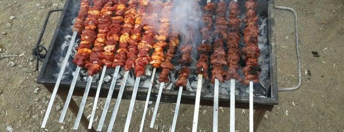 Müftüler Piknik Alanı is one of Posti che sono piaciuti a Nur.
