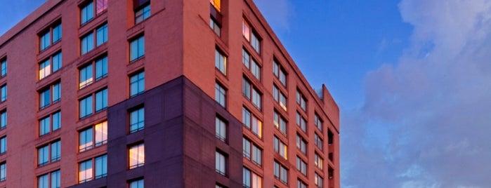 Sheraton Bogota Hotel is one of Espacios para eventos.