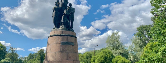 Памятник Героям Краснодона is one of Stanislav 님이 좋아한 장소.