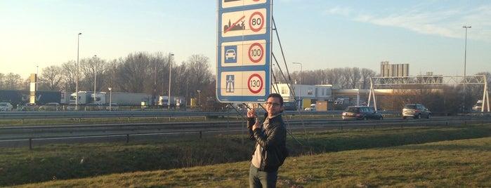 N12 / N630 - Poppel [BE] / Goirle [NL] is one of Orte, die Kevin gefallen.