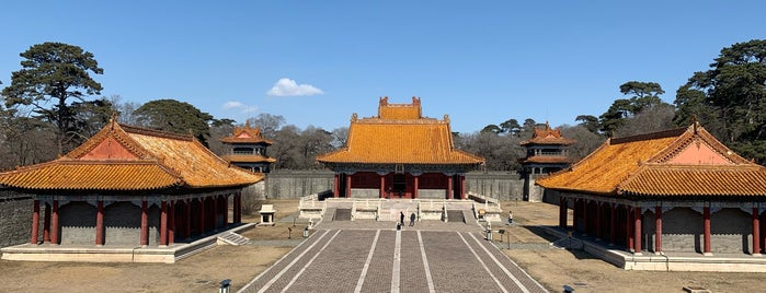 Fuling Tomb is one of SH TTODO.