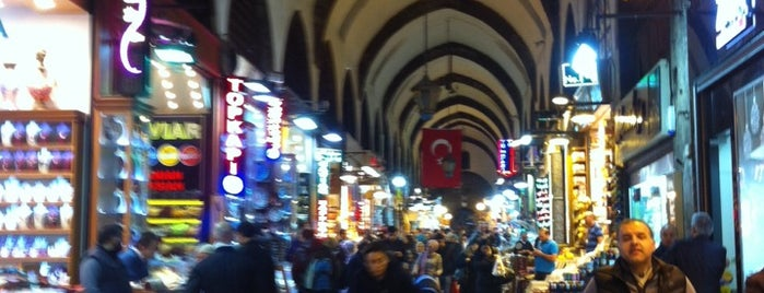 Mısır Çarşısı is one of 52 Places You Should Definitely Visit in İstanbul.