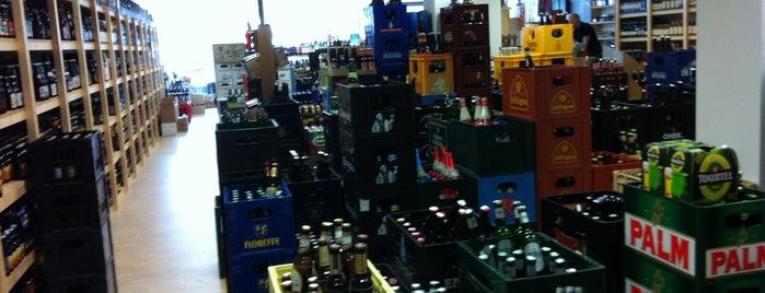 Drankenhandel Leiden is one of Dutch Craft Beer Shops.