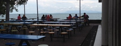 Medan Renong Padang Kota Lama (Esplanade Food Court) is one of Penang.