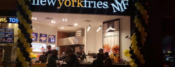 New York Fries is one of Yaşasın Yemek Yemek!.