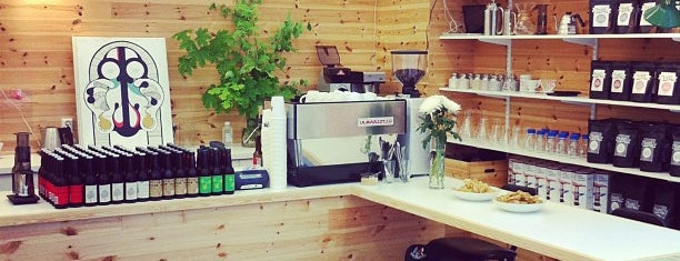 Koppi - Pop-up coffee shop is one of /r/coffee.