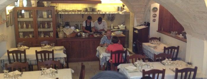 La Cantina is one of Puglia.