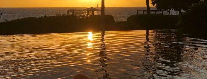 Four Seasons Resort at Ko Olina is one of Hawaii Faves.