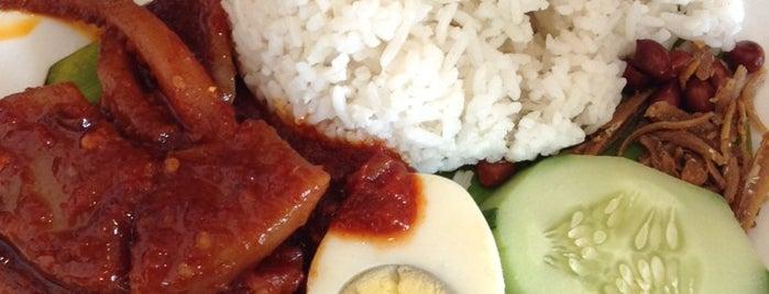 Teh Laris Cafe is one of Posti salvati di Azaruddin Azral.